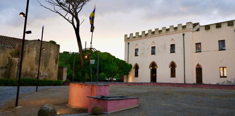 salvaterra-castle-iglesias-sardinia