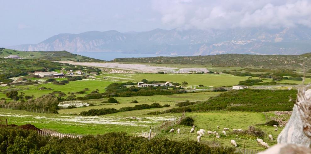 guided-tour-nuraghe-seruci-landscape